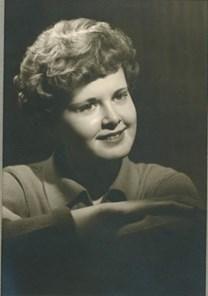 Marcia Kinyon obituary photo