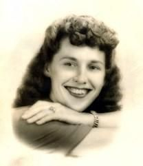 Jean Carlock Duke obituary photo