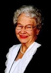Gladys Edith Stoker Adams obituary photo