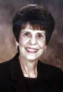 Mary Ann Glass obituary photo