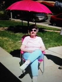 Florence Charvat obituary photo