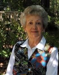 Betty Ann Stedman obituary photo