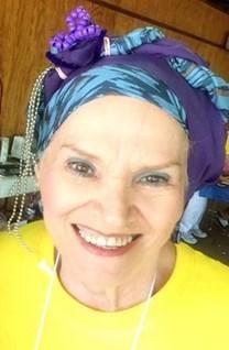 Joy Evelyn Turner obituary photo