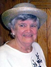 Dorothy Whittamore Page obituary photo
