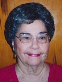 Joyce Garland Calvert obituary photo