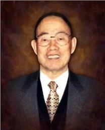 Chuan Fu Cheu obituary photo