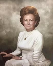 Aline Rogers Leech obituary photo