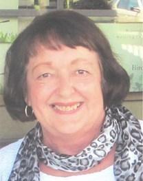 Ruth Elaine Chamberlain obituary photo