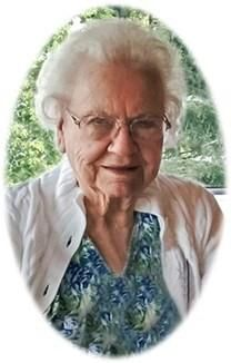 Doris H. Brown obituary photo