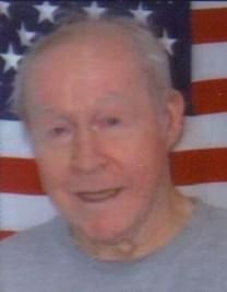 Harmon Alexander Baarslag obituary photo