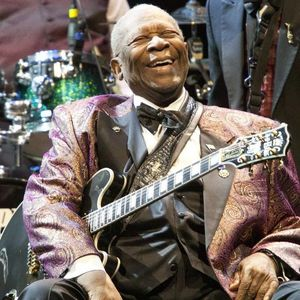 B.B. King Obituary Photo