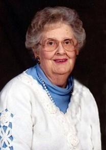 Mary Catherine Baxter obituary photo