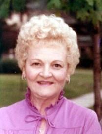 Madge Lowery obituary photo