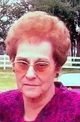 Faye Hammons Benthall obituary photo