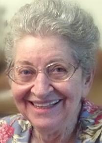 Angie Scaglione Lostracco obituary photo