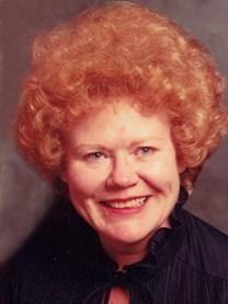 Margaret Joan Hollingsworth obituary photo
