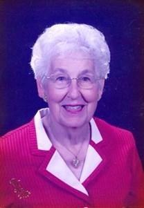 Helen Magdalen Burnham obituary photo