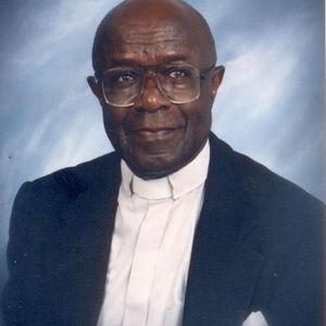 The Reverend Joseph Mckenzie