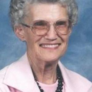 Frieda Edna Springer