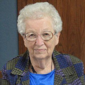 Mrs. Marjorie A. (Vargason) Palmer Wentworth Obituary Photo