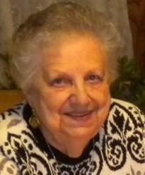 Barbara Gertrude Teer obituary photo