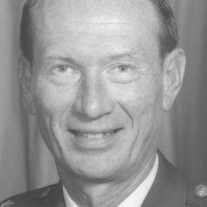 Brig. Gen. Paul L. Roberson USAF Retired