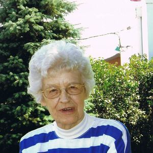 Mrs. Irma C. (Vose) Hickman Obituary Photo
