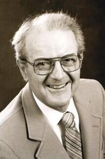 William August Best obituary photo