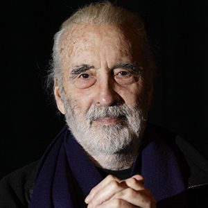 Christopher Lee Obituary Photo