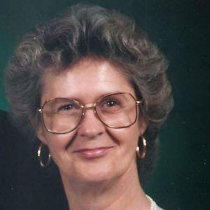 Mrs. Carol Thurman Albertin Obituary Photo