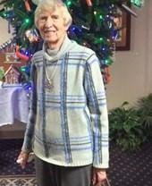 Geraldine Stanfield obituary photo