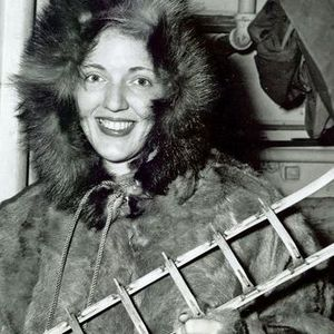 "Edith ""Jackie""  Ronne Obituary Photo"
