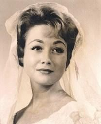 Barbara Ann McGill obituary photo