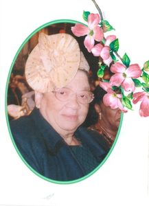 Rosa C. Thrash Obituary Photo