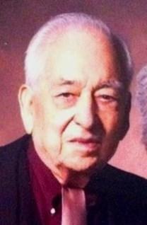 Faustino Brise�o Poncio obituary photo