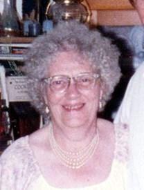 Wilna R. Carroll obituary photo