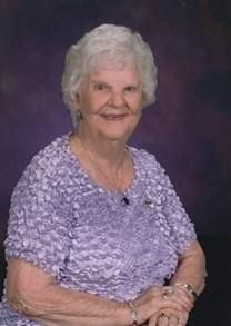 Virginia Sammons Robertson obituary photo