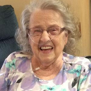 Betty (Bertha) G Bourque Obituary Photo