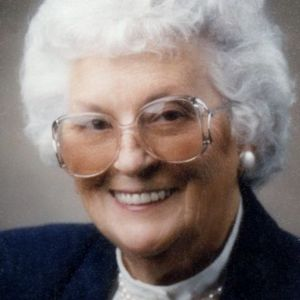 Mary Dye Obituary Photo