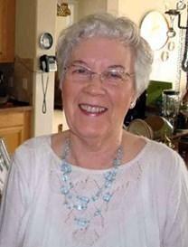 Wanda Ruth Evanoff obituary photo