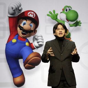 Satoru  Iwata Obituary Photo
