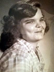 Emily Joan Nefler obituary photo