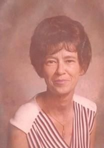 Nadine Denham Cates obituary photo
