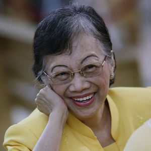 Corazon  Aquino Obituary Photo