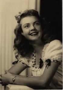 Jane Virginia Barton Roy obituary photo