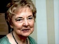 Miriam Wallin Edwards obituary photo