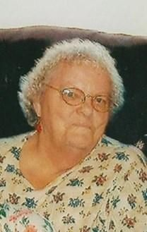 Martha Ann Griffin obituary photo