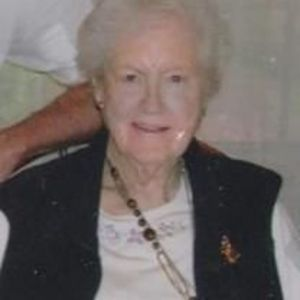 Agnes Marie Matthews