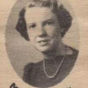 Jane Elizabeth Pulver