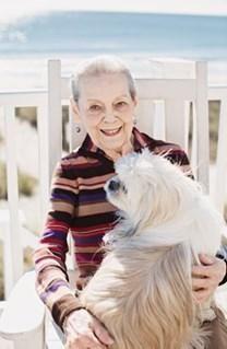 Ann Duke Williamson obituary photo